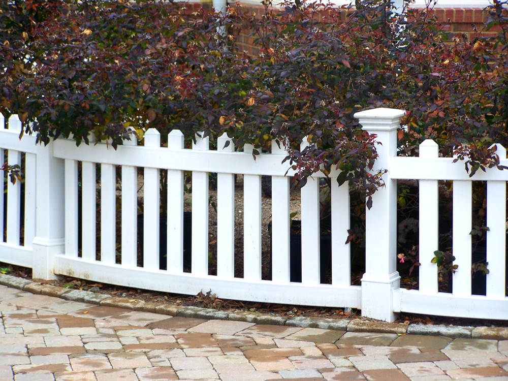 Discover Vinyl Picket Fencing Country Estate Fence Deck