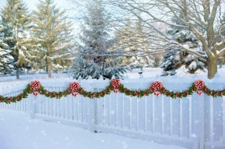 Season's Greetings from Country Estate Fence, Deck & Railing