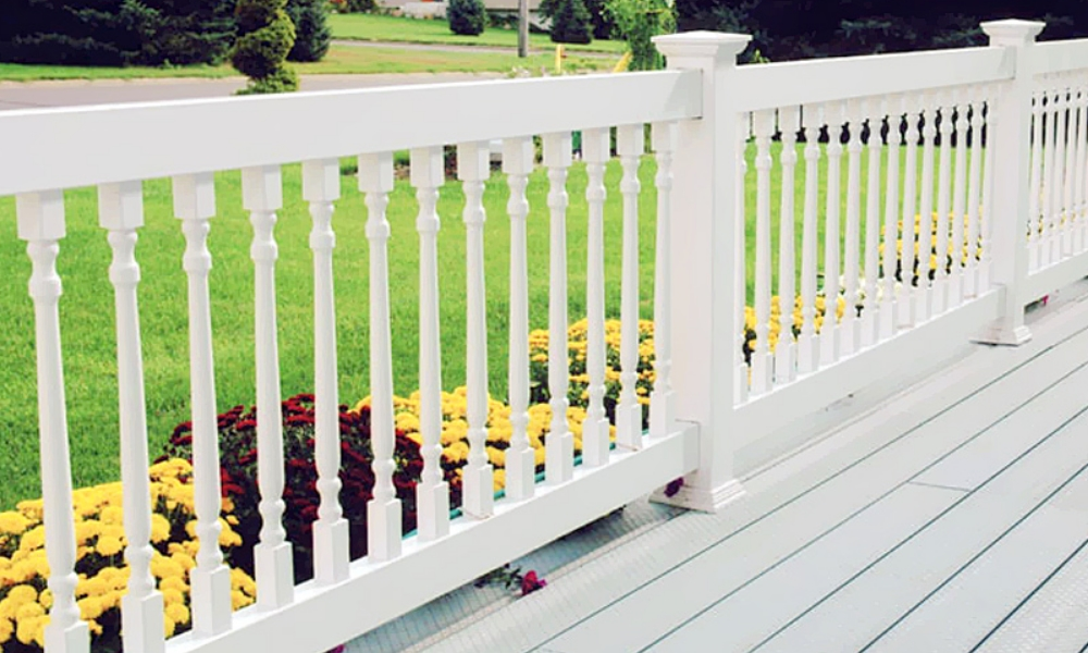 Vinyl Railings for Decks